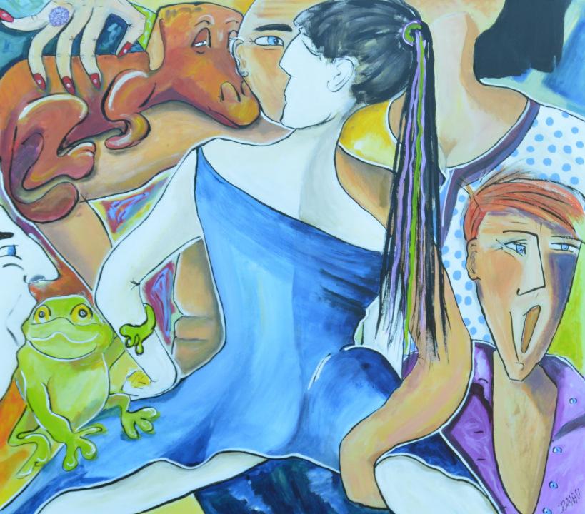 52246 Kunst af Birgit Mau_tiltrækning