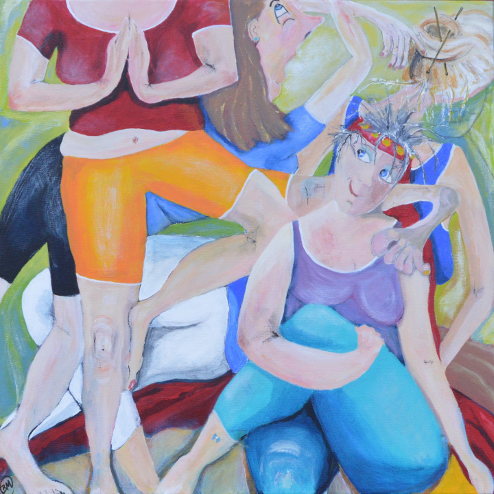 52286-Kunst af Birgit Mau_Forviklinger