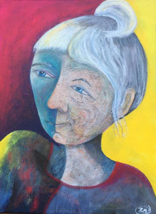 52296-Kunst af Birgit Mau-Livserfaring