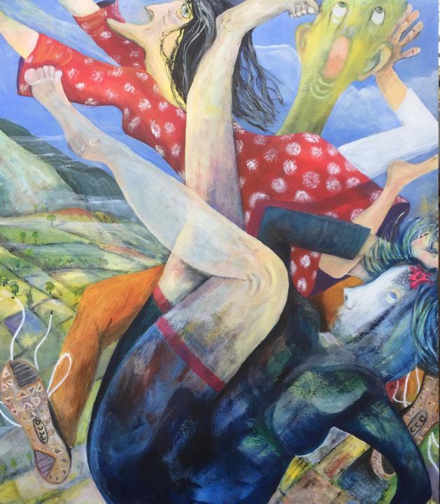 52300-Kunst af Birgit Mau-Frit-fald