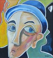 52224 Kunst af Birgit Mau_lytteren