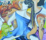 52246-Kunst af Birgit Mau_omsværmet